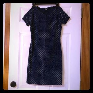 Old Navy Polka Dotted Dress